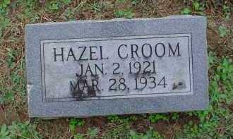 CROOM, HAZEL IRENE - Lawrence County, Arkansas   HAZEL IRENE CROOM - Arkansas Gravestone Photos