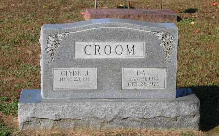DUNCAN CROOM, IDA E. - Lawrence County, Arkansas | IDA E. DUNCAN CROOM - Arkansas Gravestone Photos