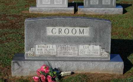 CROOM, ROBERT LEE - Lawrence County, Arkansas | ROBERT LEE CROOM - Arkansas Gravestone Photos
