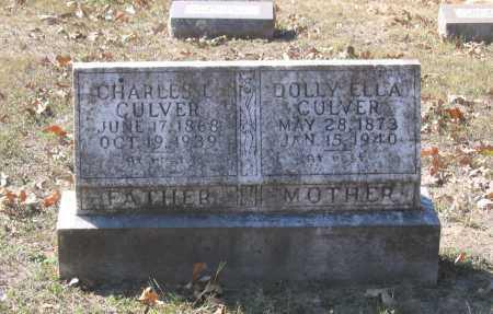 CULVER, CHARLES L. - Lawrence County, Arkansas | CHARLES L. CULVER - Arkansas Gravestone Photos