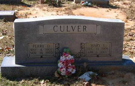 BEARY CULVER, MARY ELIZABETH - Lawrence County, Arkansas | MARY ELIZABETH BEARY CULVER - Arkansas Gravestone Photos