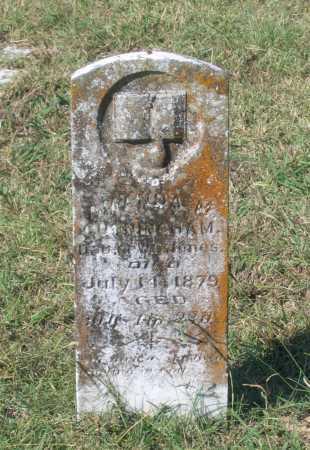 CUNNINGHAM, AMANDA M. - Lawrence County, Arkansas | AMANDA M. CUNNINGHAM - Arkansas Gravestone Photos