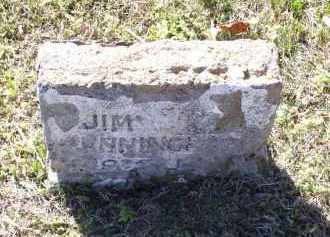 """CUNNINGHAM, JAMES T. """"JIM"""" - Lawrence County, Arkansas 