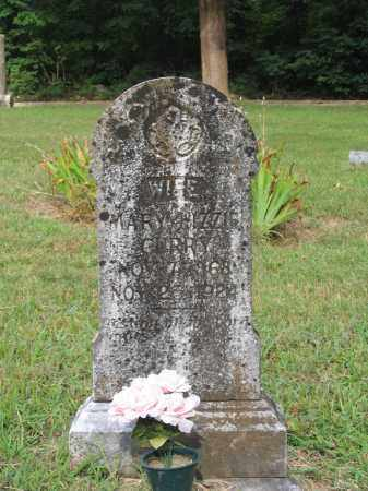 """CURRY, MARY ELIZABETH """"LIZZIE"""" - Lawrence County, Arkansas 