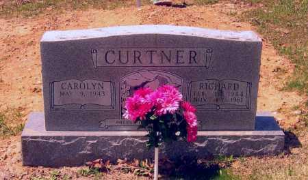 CURTNER, RICHARD A. - Lawrence County, Arkansas | RICHARD A. CURTNER - Arkansas Gravestone Photos