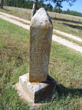 DAILEY, GILBERT - Lawrence County, Arkansas | GILBERT DAILEY - Arkansas Gravestone Photos