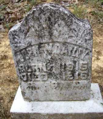 DAILEY, JOHN W. - Lawrence County, Arkansas | JOHN W. DAILEY - Arkansas Gravestone Photos