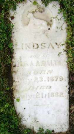 DALTON, LINDSAY - Lawrence County, Arkansas | LINDSAY DALTON - Arkansas Gravestone Photos