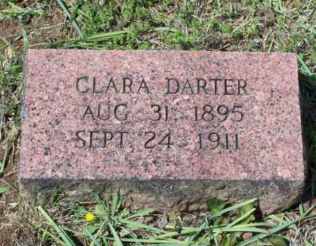 DARTER, CLARA - Lawrence County, Arkansas | CLARA DARTER - Arkansas Gravestone Photos