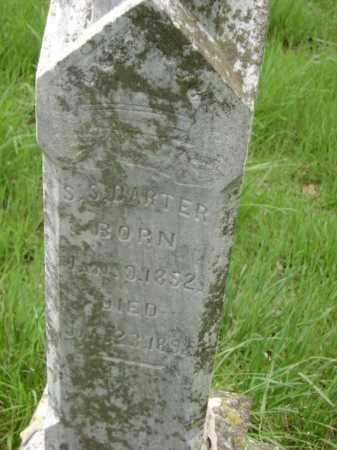 DARTER, SOLOMON S. - Lawrence County, Arkansas   SOLOMON S. DARTER - Arkansas Gravestone Photos