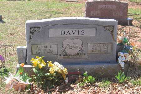 "DAVIS, ARCHIBALD E. ""ARCHIE - Lawrence County, Arkansas   ARCHIBALD E. ""ARCHIE DAVIS - Arkansas Gravestone Photos"