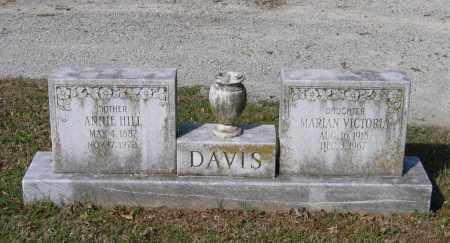 DAVIS, ANNIE - Lawrence County, Arkansas | ANNIE DAVIS - Arkansas Gravestone Photos