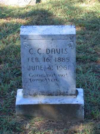 "DAVIS, CLEVELAND COLUMBUS ""C. C."" - Lawrence County, Arkansas | CLEVELAND COLUMBUS ""C. C."" DAVIS - Arkansas Gravestone Photos"