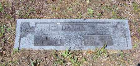 DAVIS, CHARLES FRANKLIN - Lawrence County, Arkansas | CHARLES FRANKLIN DAVIS - Arkansas Gravestone Photos