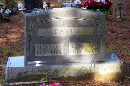 DAVIS, EARL FRANKLIN - Lawrence County, Arkansas | EARL FRANKLIN DAVIS - Arkansas Gravestone Photos