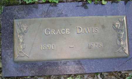PHILLIPS DAVIS, IRA GRACE - Lawrence County, Arkansas | IRA GRACE PHILLIPS DAVIS - Arkansas Gravestone Photos