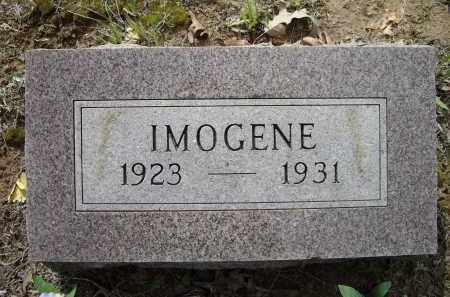 DAVIS, IMOGENE MARIE - Lawrence County, Arkansas | IMOGENE MARIE DAVIS - Arkansas Gravestone Photos
