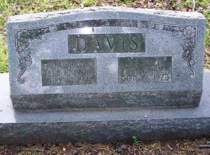 DAVIS, BETHEL - Lawrence County, Arkansas   BETHEL DAVIS - Arkansas Gravestone Photos