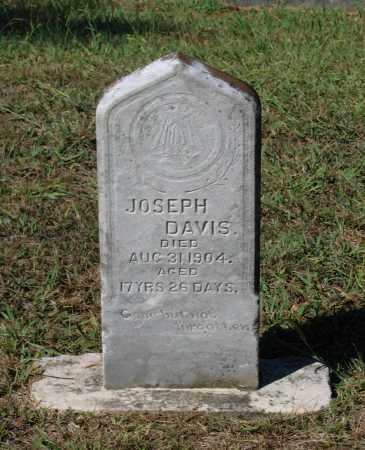 DAVIS, JOSEPH - Lawrence County, Arkansas | JOSEPH DAVIS - Arkansas Gravestone Photos