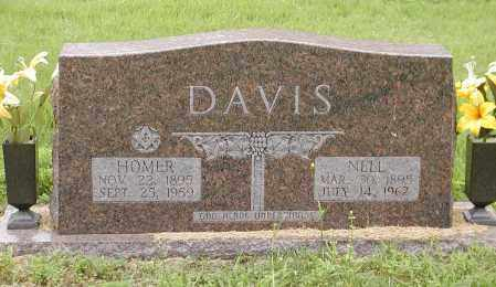 """CRABTREE DAVIS, NELLIE L. """"NELL"""" - Lawrence County, Arkansas 