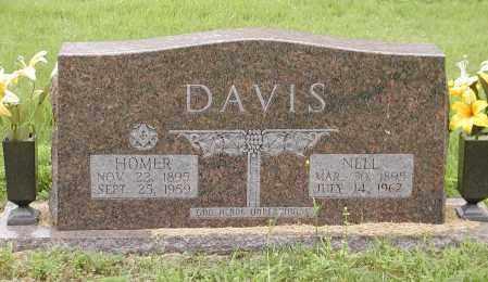DAVIS, JOHN HOMER - Lawrence County, Arkansas   JOHN HOMER DAVIS - Arkansas Gravestone Photos