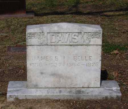 CRAVENS DAVIS, THOMAS BELLE - Lawrence County, Arkansas | THOMAS BELLE CRAVENS DAVIS - Arkansas Gravestone Photos