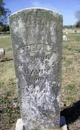 DAVIS, JOHN HENRY - Lawrence County, Arkansas | JOHN HENRY DAVIS - Arkansas Gravestone Photos
