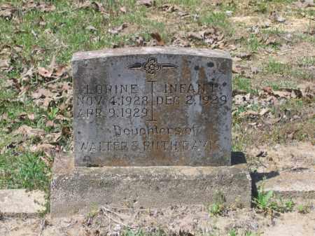 DAVIS, LORINE - Lawrence County, Arkansas | LORINE DAVIS - Arkansas Gravestone Photos