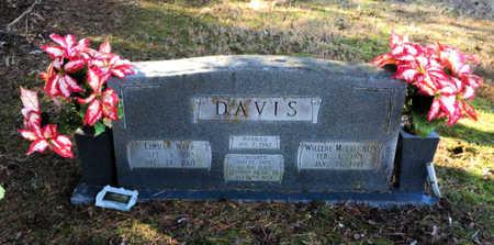 DAVIS, LEHMAN WEAR - Lawrence County, Arkansas | LEHMAN WEAR DAVIS - Arkansas Gravestone Photos