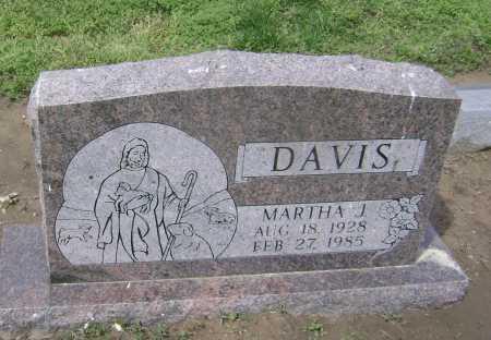 NISWONGER DAVIS, MARTHA JANE - Lawrence County, Arkansas   MARTHA JANE NISWONGER DAVIS - Arkansas Gravestone Photos