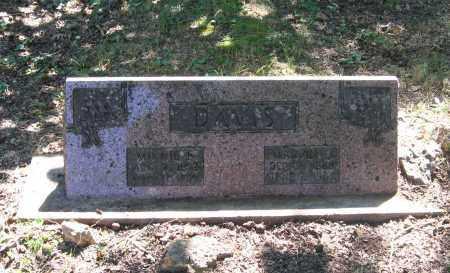 HENRY DAVIS, MINNIE E. - Lawrence County, Arkansas | MINNIE E. HENRY DAVIS - Arkansas Gravestone Photos