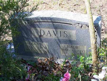 ANDERSON DAVIS, NADIE - Lawrence County, Arkansas | NADIE ANDERSON DAVIS - Arkansas Gravestone Photos