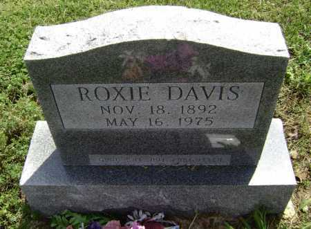 EAST DAVIS, ROXIE NAOMI - Lawrence County, Arkansas | ROXIE NAOMI EAST DAVIS - Arkansas Gravestone Photos