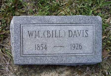 "DAVIS, WILLIAM ""BILL"" - Lawrence County, Arkansas   WILLIAM ""BILL"" DAVIS - Arkansas Gravestone Photos"