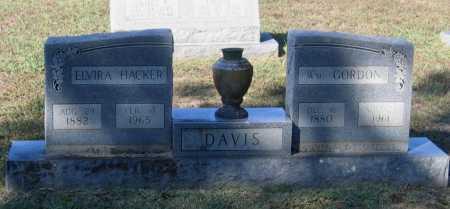 DAVIS, MARGARET ELVIRA - Lawrence County, Arkansas | MARGARET ELVIRA DAVIS - Arkansas Gravestone Photos