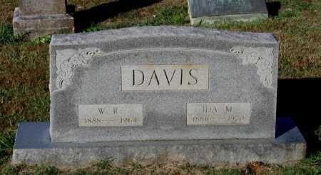 "DAVIS, WILLIAM ROBERT ""W. R."" - Lawrence County, Arkansas | WILLIAM ROBERT ""W. R."" DAVIS - Arkansas Gravestone Photos"