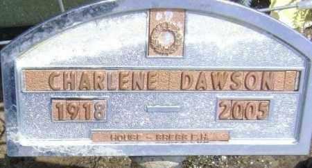 DAWSON, CHARLENE - Lawrence County, Arkansas | CHARLENE DAWSON - Arkansas Gravestone Photos