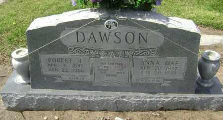 DAWSON, ANNA MAE - Lawrence County, Arkansas | ANNA MAE DAWSON - Arkansas Gravestone Photos