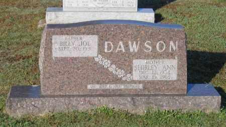 DAWSON, SHIRLEY ANN - Lawrence County, Arkansas   SHIRLEY ANN DAWSON - Arkansas Gravestone Photos