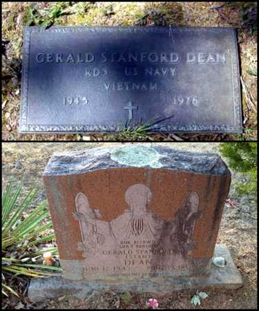 """DEAN, GERALD STANFORD """"STAN"""" - Lawrence County, Arkansas   GERALD STANFORD """"STAN"""" DEAN - Arkansas Gravestone Photos"""