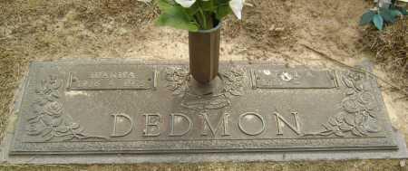 DEDMON, JUANITA - Lawrence County, Arkansas | JUANITA DEDMON - Arkansas Gravestone Photos