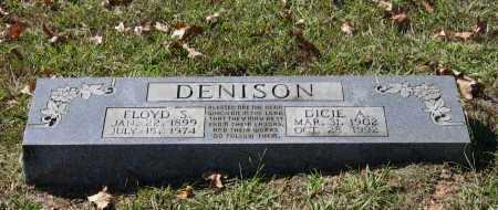 BELL DENISON, DICIE ARMANDA - Lawrence County, Arkansas   DICIE ARMANDA BELL DENISON - Arkansas Gravestone Photos