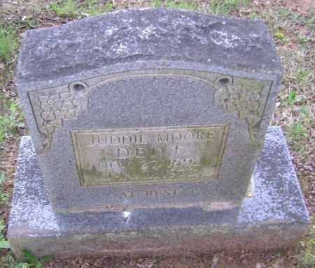 """DENT, JUDDY MOORE """"JUDDIE"""" - Lawrence County, Arkansas 