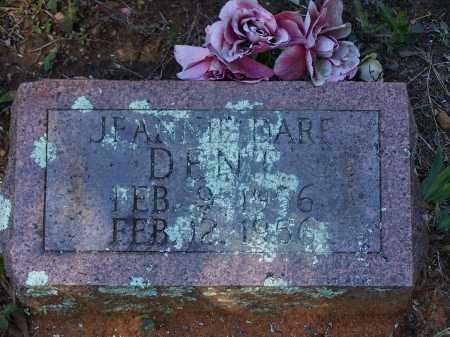 DENT, JEANNIE DARE - Lawrence County, Arkansas | JEANNIE DARE DENT - Arkansas Gravestone Photos