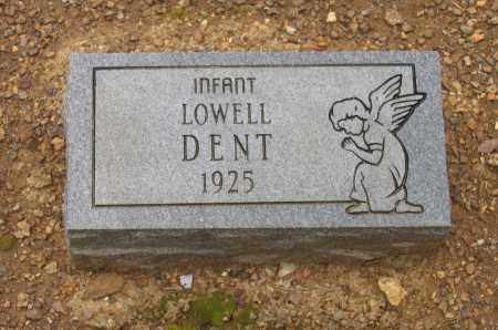 DENT, LOWELL - Lawrence County, Arkansas | LOWELL DENT - Arkansas Gravestone Photos