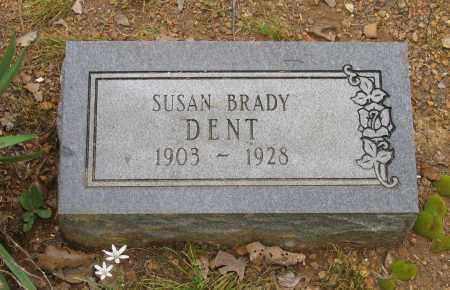 BRADY DENT, SUSAN H. - Lawrence County, Arkansas | SUSAN H. BRADY DENT - Arkansas Gravestone Photos
