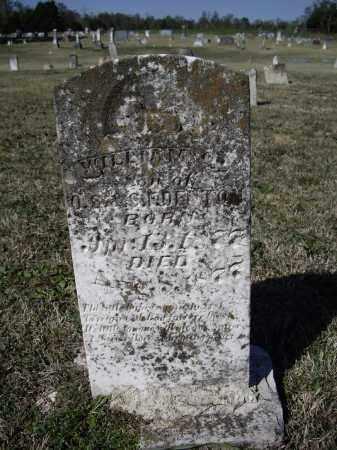 DENTON, WILLIAM - Lawrence County, Arkansas   WILLIAM DENTON - Arkansas Gravestone Photos