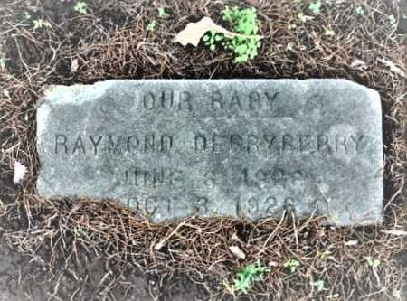 DERRYBERRY, RAYMOND - Lawrence County, Arkansas | RAYMOND DERRYBERRY - Arkansas Gravestone Photos