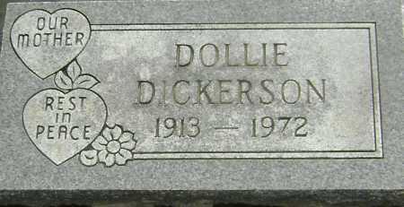 DICKERSON, DOLLIE - Lawrence County, Arkansas   DOLLIE DICKERSON - Arkansas Gravestone Photos