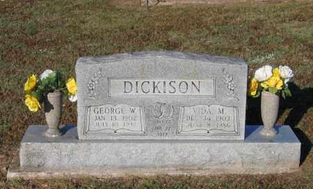 DICKISON, VIDA MAE - Lawrence County, Arkansas | VIDA MAE DICKISON - Arkansas Gravestone Photos